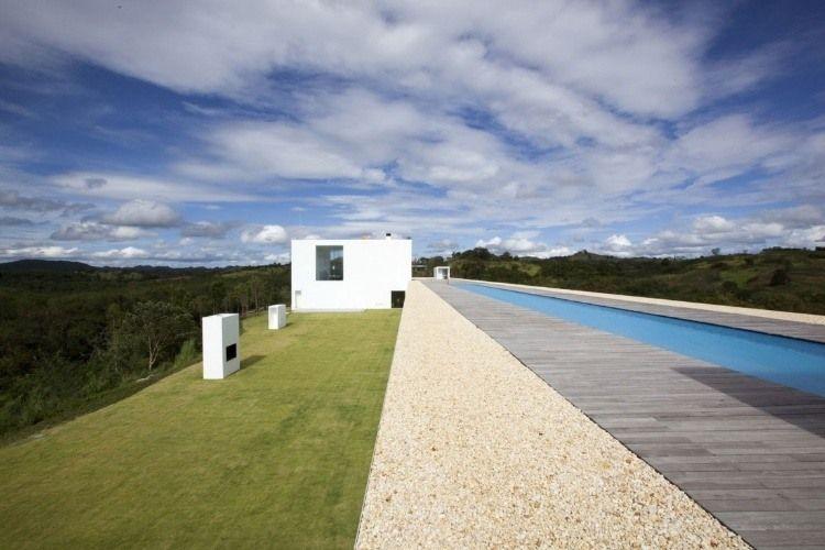 150m Contemporary House by Shinichi Ogawa - Thailand