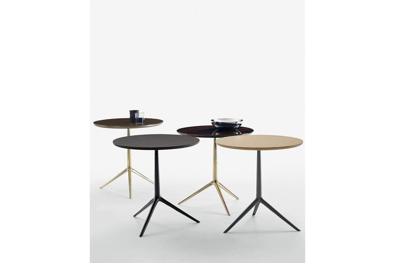 Cozy Side Table By Antonio Citterio For B B Italia Small Tables Italia Design Side Table [ 1000 x 1500 Pixel ]