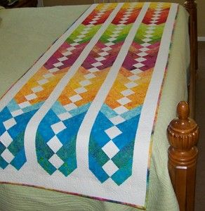 french braid quilt pattern free - Google Search | Table Runners I ... : french braid quilt free pattern - Adamdwight.com