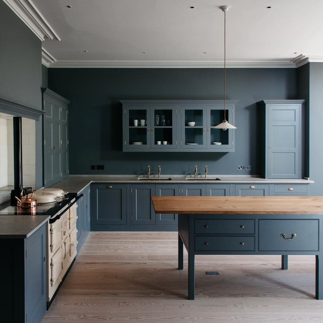Kitchen Island Yes Or No: Pin By Bingley On Kitchens In Colour