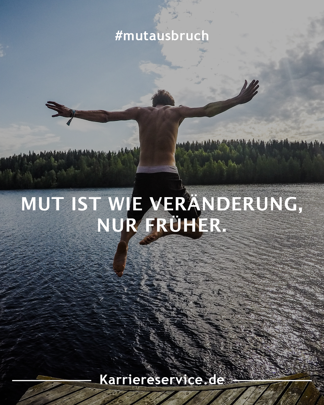 pin auf mutausbruch - quotes und sprüche - karriereservice.de