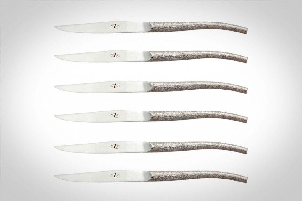 PHILLIPPE STARCK LOG KNIVES