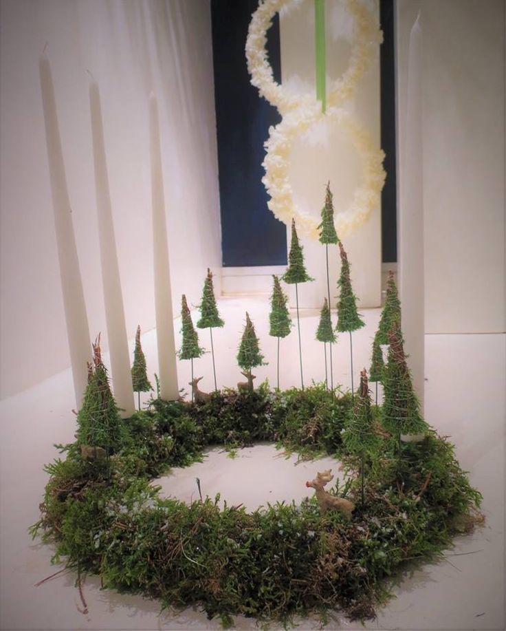 Weihnachten – #Weihnachten #woodland – minikdekopic.online #rustikaleweihnachten