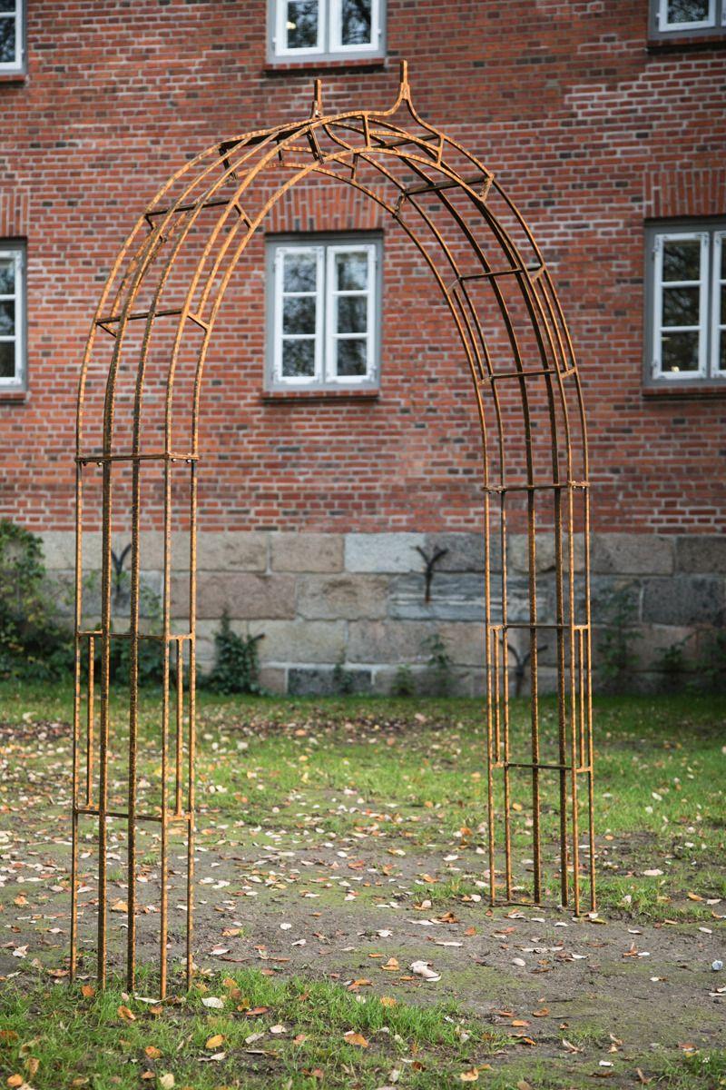 Rosenbogen Vierkant Metall Rost Toronto Klein Rosenbogen Rosenbogen Rost Rosenbogen Metall