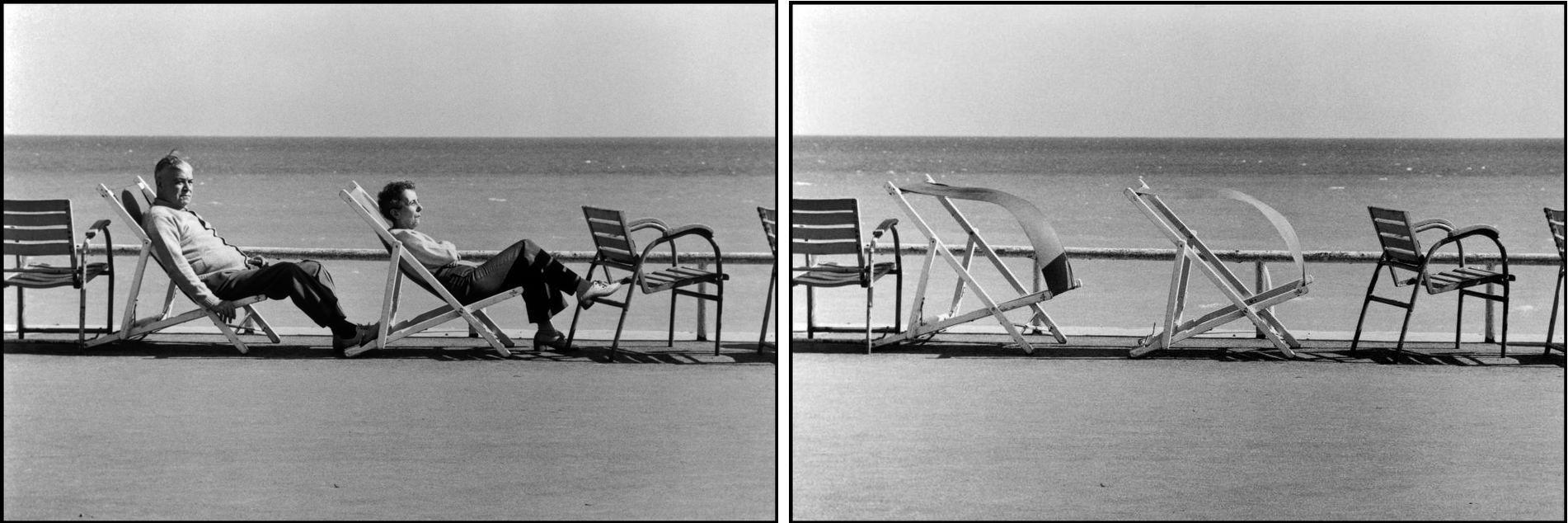 Cannes France Beach Chairs 1975.jpg (1902×634)