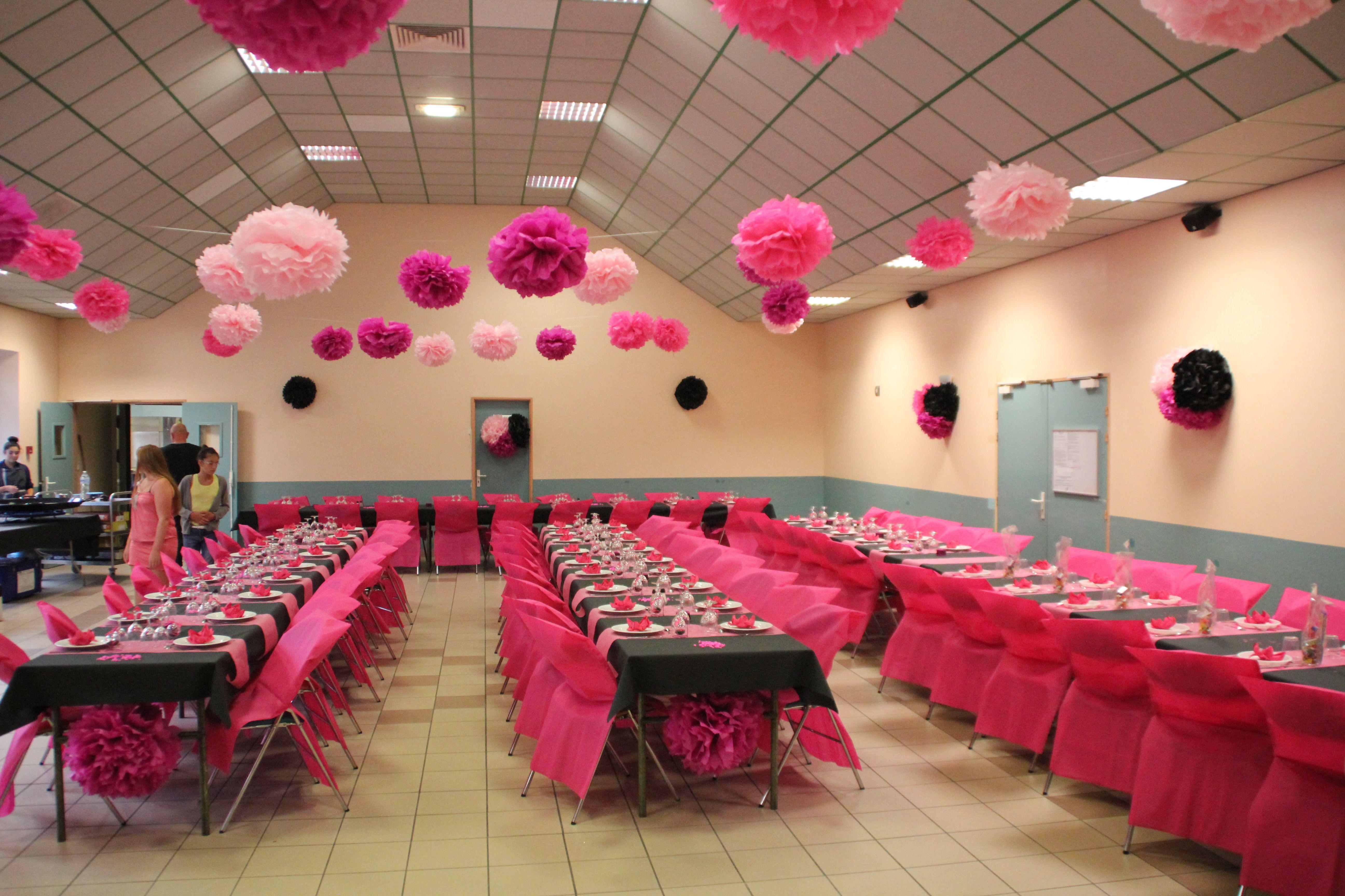 Decoration Salle Des Fetes Anniversaire 18 Ans Unique Deco Salle