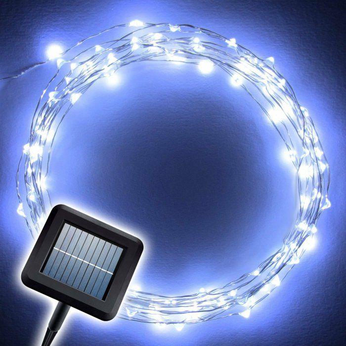 solarleuchten solarlampen gartenbeleuchtung gartenideen ...