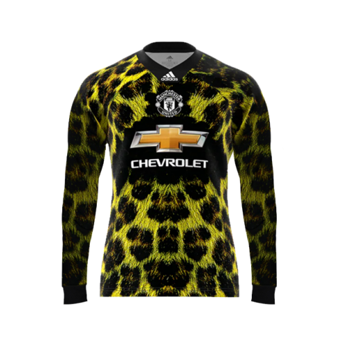 Manchester United F C Football Club Long Sleeve 4th Kit Ea Sports X Adidas Limited Edition 2018 19 Futbol Soccer Calcio Shirt Jersey Fussball Camisa Trikot Mai