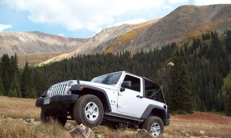 Breckenridge jeep rentals breckenridge colorado