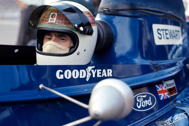 The Flying Scot Jackie Stewart | ... feature gallery contains images of the Flying Scot, Jackie Stewart