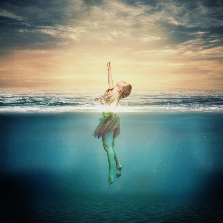 Underwater manipulation by aleksicaxd on DeviantArt