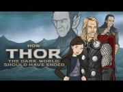 How #Thor #Movie Should Have Ended - #funny