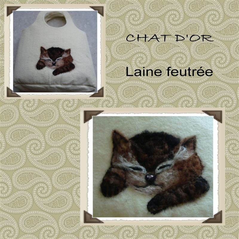 chat d'or