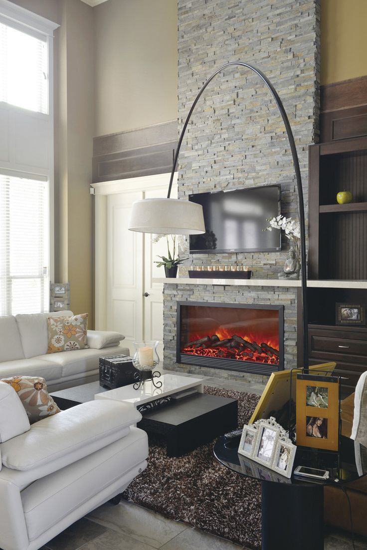 Great wall mounted fireplace insert ~ http ...
