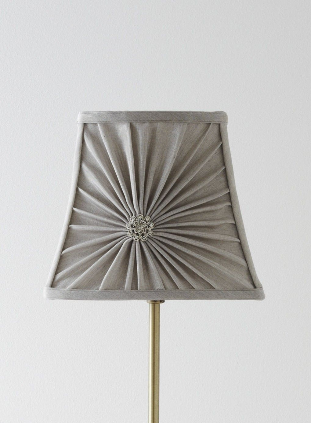 Small White Square Lamp Shade