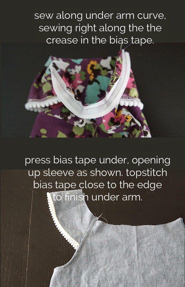 Patrón gratis y tutorial: vestido o blusa niña talla 4 | costura ...