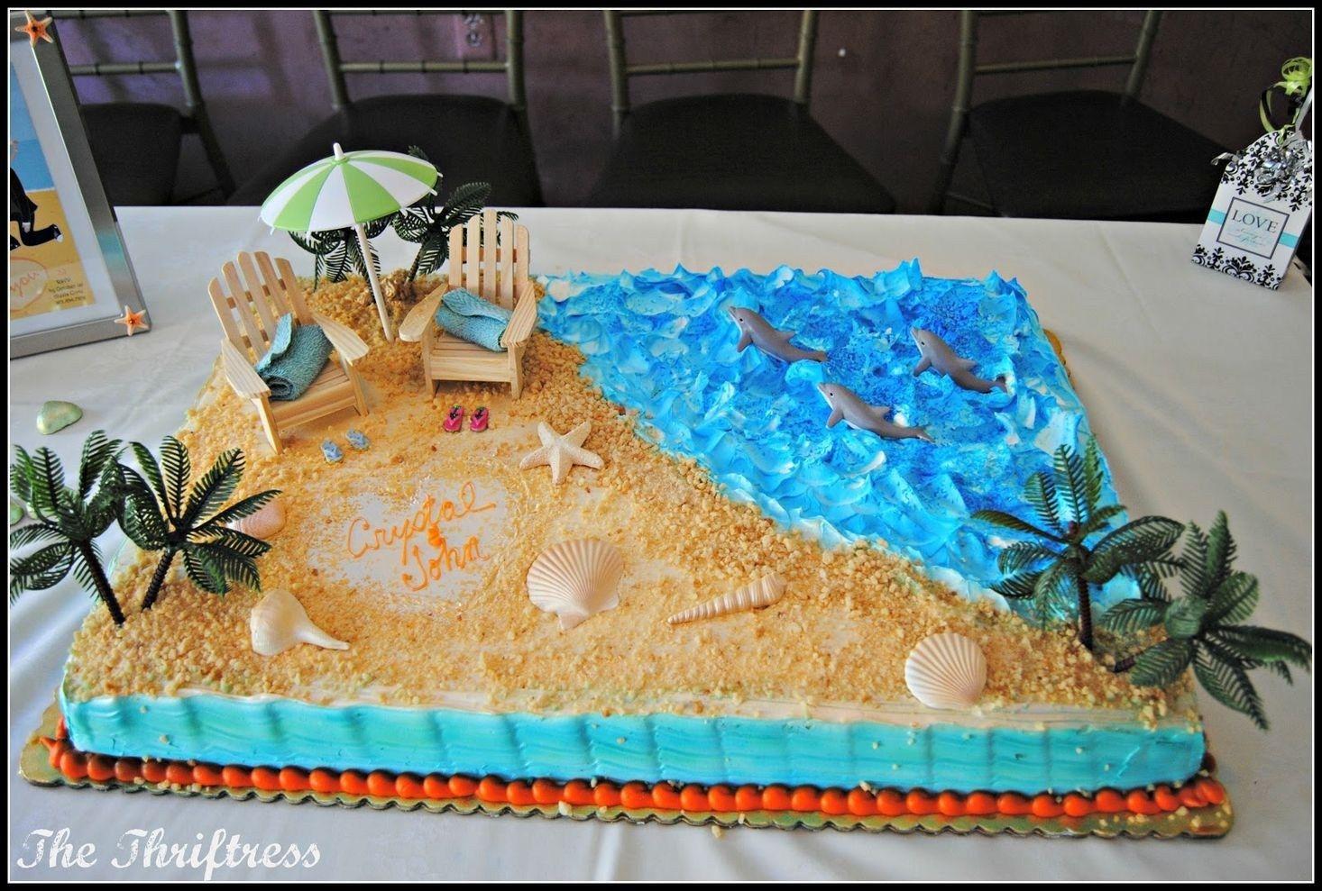 самое время торт с морем и пляжем фото имеющимся данным, кузнецов