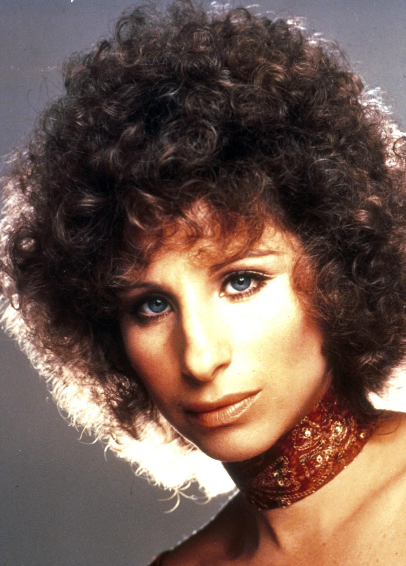 barbra streisanda star is bornwe all got perms