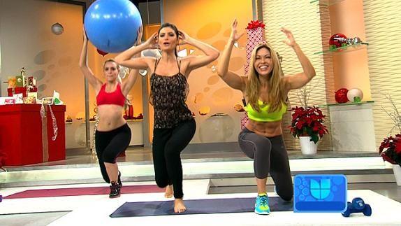Claudia Molina te explica qué tipo de ejercicios hacer y por cuánto tiempo.