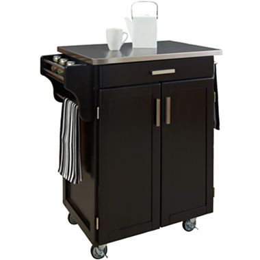 Create Your Own Small Kitchen Cart Jcpenney Black Island Kitchens