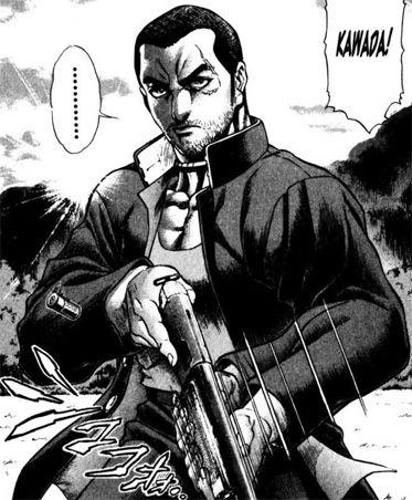 Battle Royale Shogo Kawada Anime Japan Manga Anime Manga