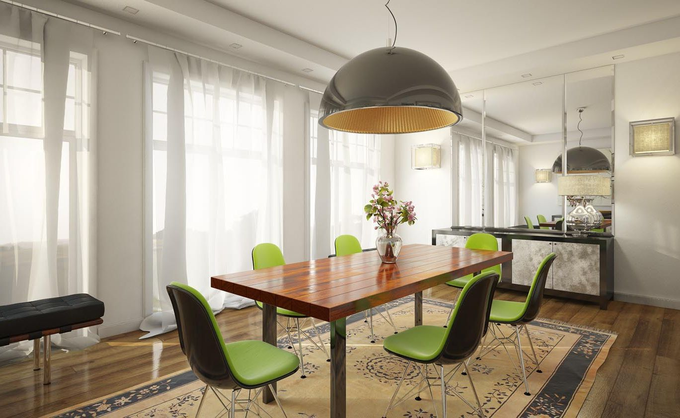 dining area lighting. Big Dome Kitchen Dining Room Lighting Idea With Stylish Black Inverted Bowl Hanging Lamp : Splendid Over Table For Pretty Area L