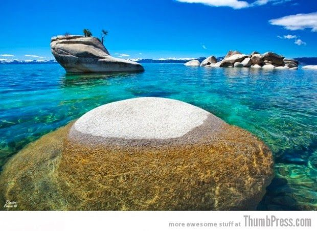 12 Crystal Clear Waters To Swim This Summer Lakes In California Clear Water Lake Tahoe Nevada