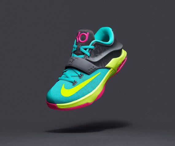 Nike KD 7 Kids - Carnival Pack   Kd
