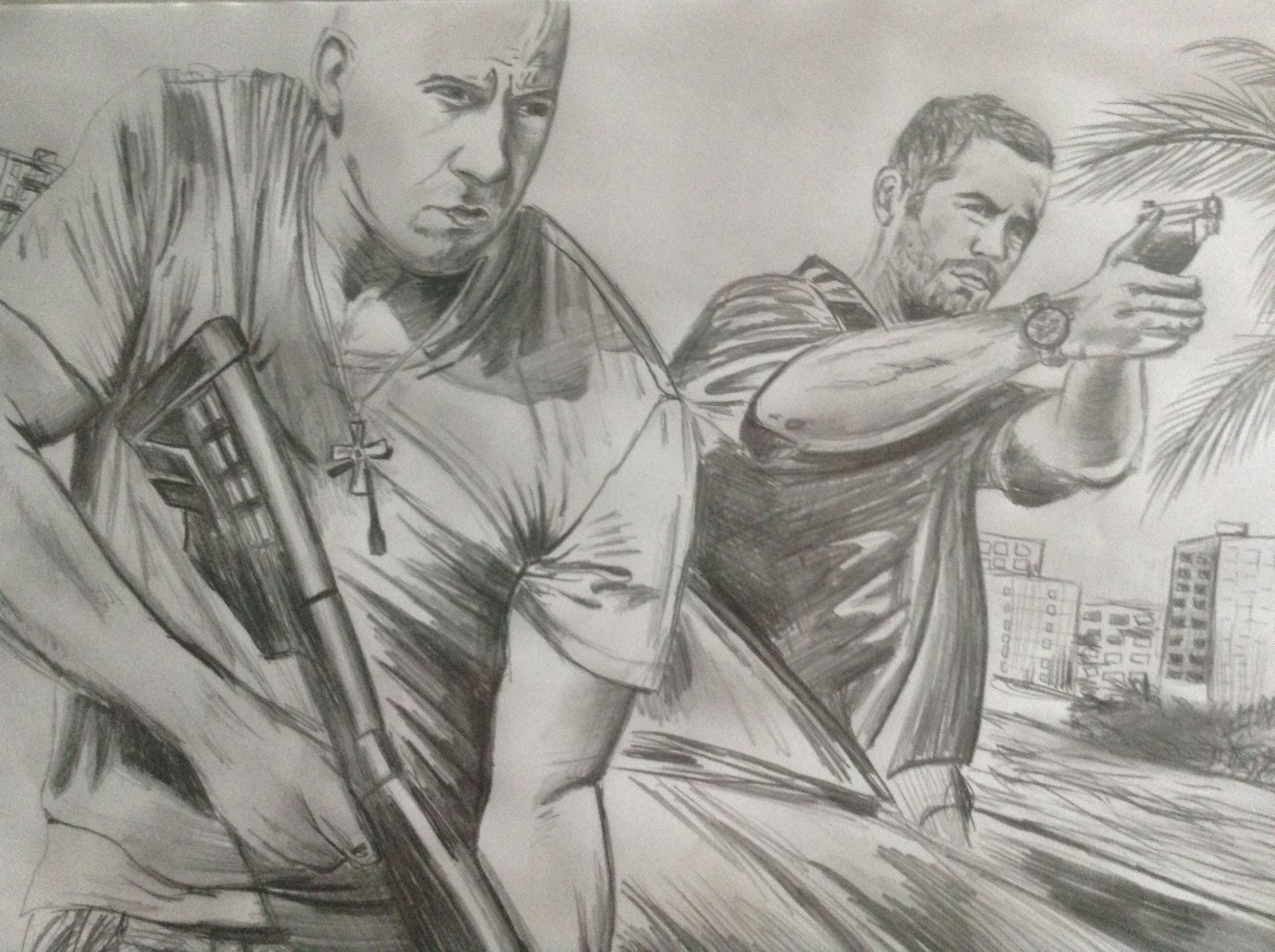 Fast And Furious Drawing Cool Pencil Drawings Fast And Furious Drawings
