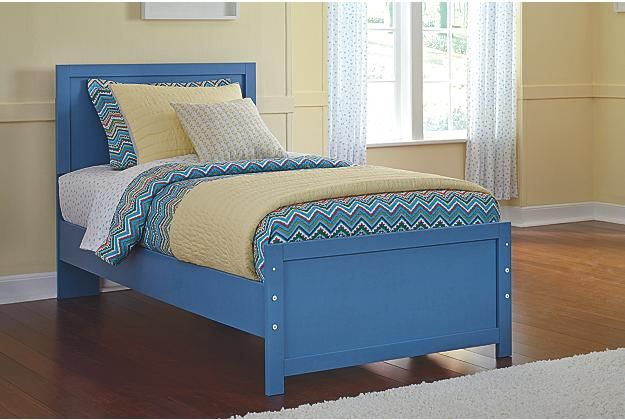 Gentil Bronilly Twin Panel Bed   Ashley Furniture HomeStore   Arkansas Largest  Furniture HomeStore   Come By