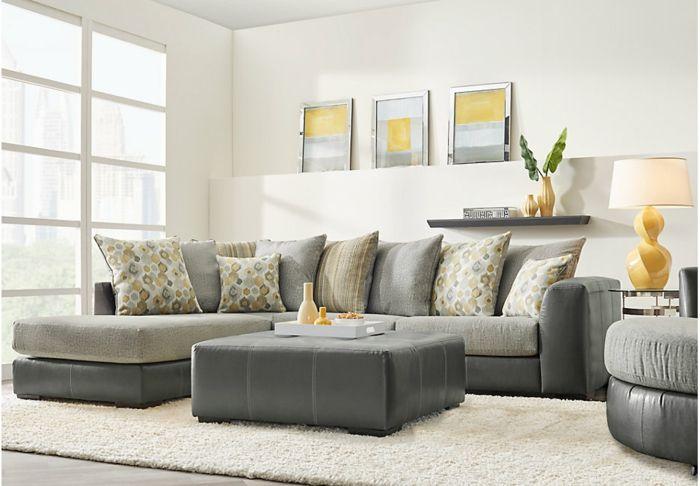 ▷ 1001 + Wohnideen Wohnzimmer zur Inspiration Wohnzimmer Ideen - Wohnzimmer Braunes Sofa