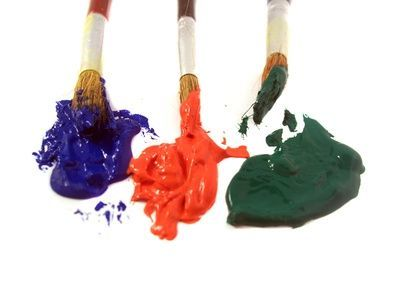 How To Thicken Tempura Paint Tempera Tempera Paint Projects Elementary Art Projects