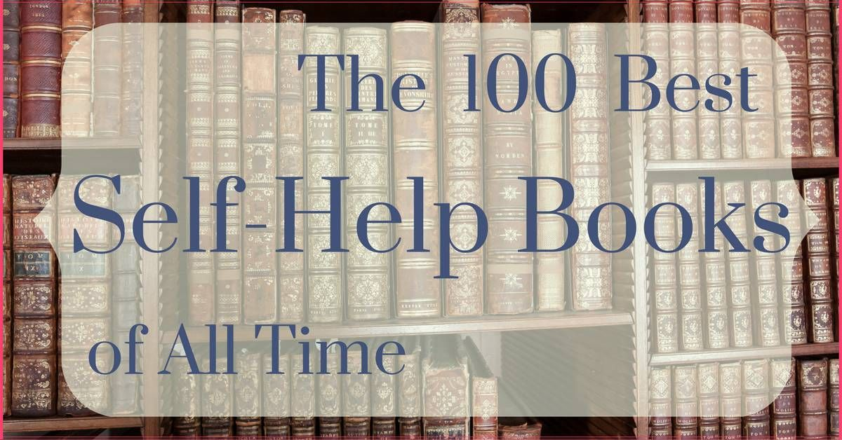Image result for The 100 Best Self Help Books of All Time