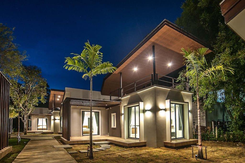 Sea Space Villa, Deluxe 1Bedroom Villa ( A1 ) Villas