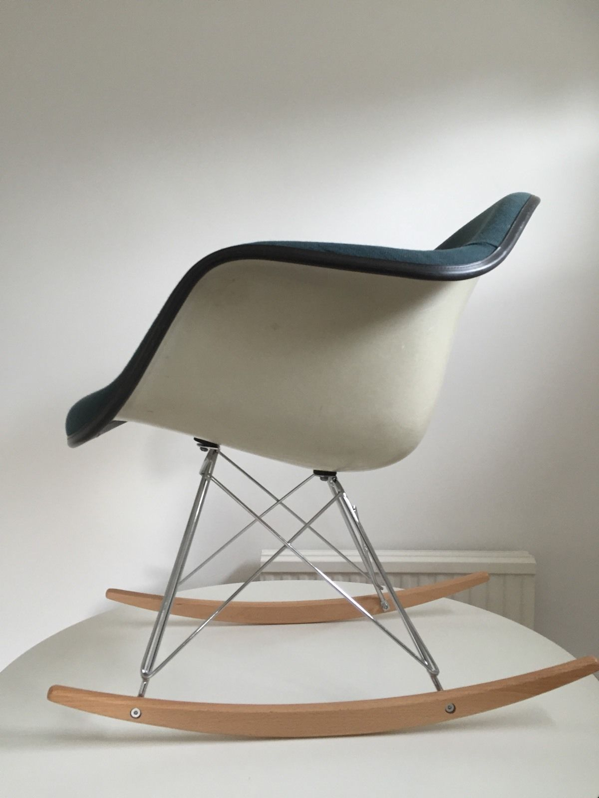 Details about Eames Herman Miller RAR Rocker Chair Vitra