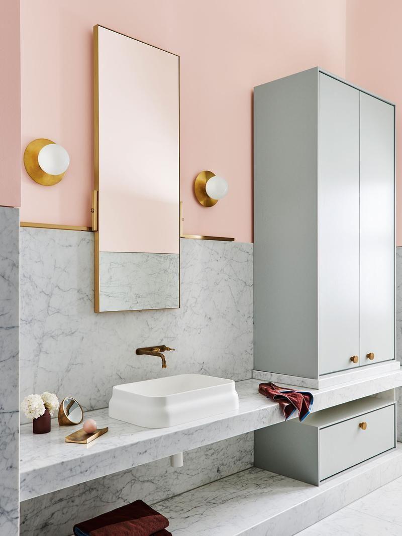4 Color Trends 2019 Dulux Australia   Bathroom trends ...