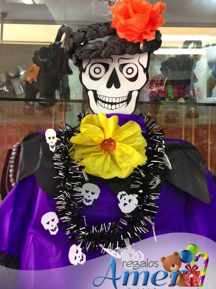 Eva, lista para el festín. www.regalosamer.com.mx