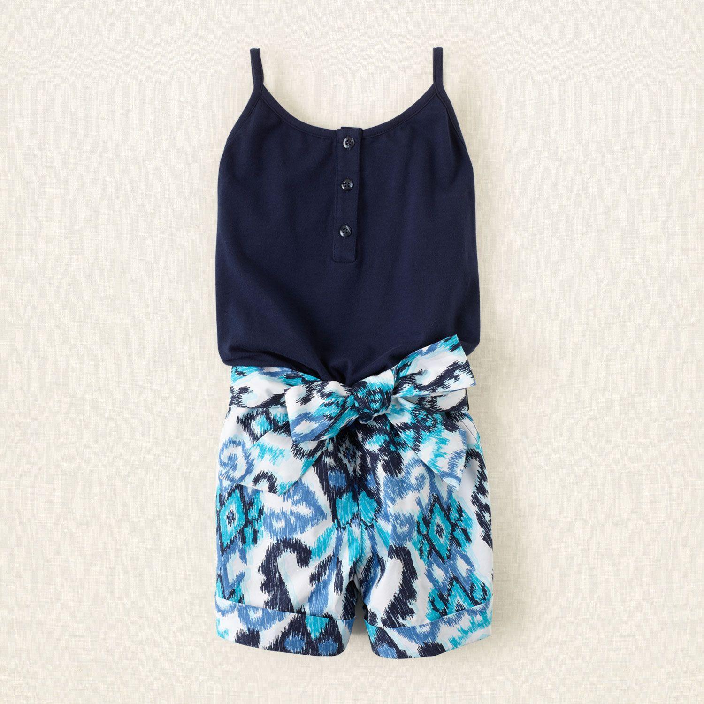 75953169da80 cute romper for summer. girl - dresses   rompers - ikat romper