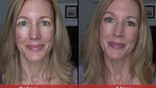 natural makeup for mature women - YouTube