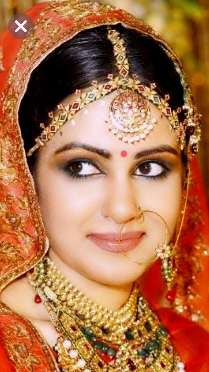 Idea by muchcharlasureshbabu on Bridal makeup Bridal