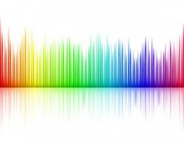 Color Line Design : Color vertical russia lines in rainbow colors about lgbt
