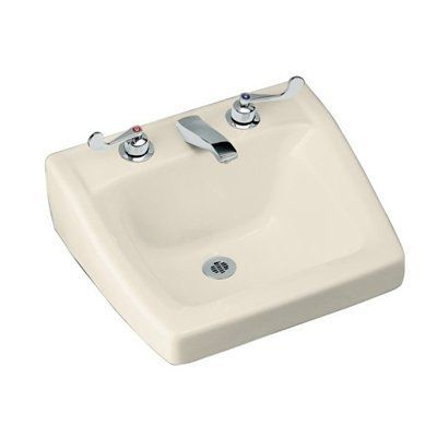 Kohler Co. K172 Chesapeake Wall Mount Commercial Sink