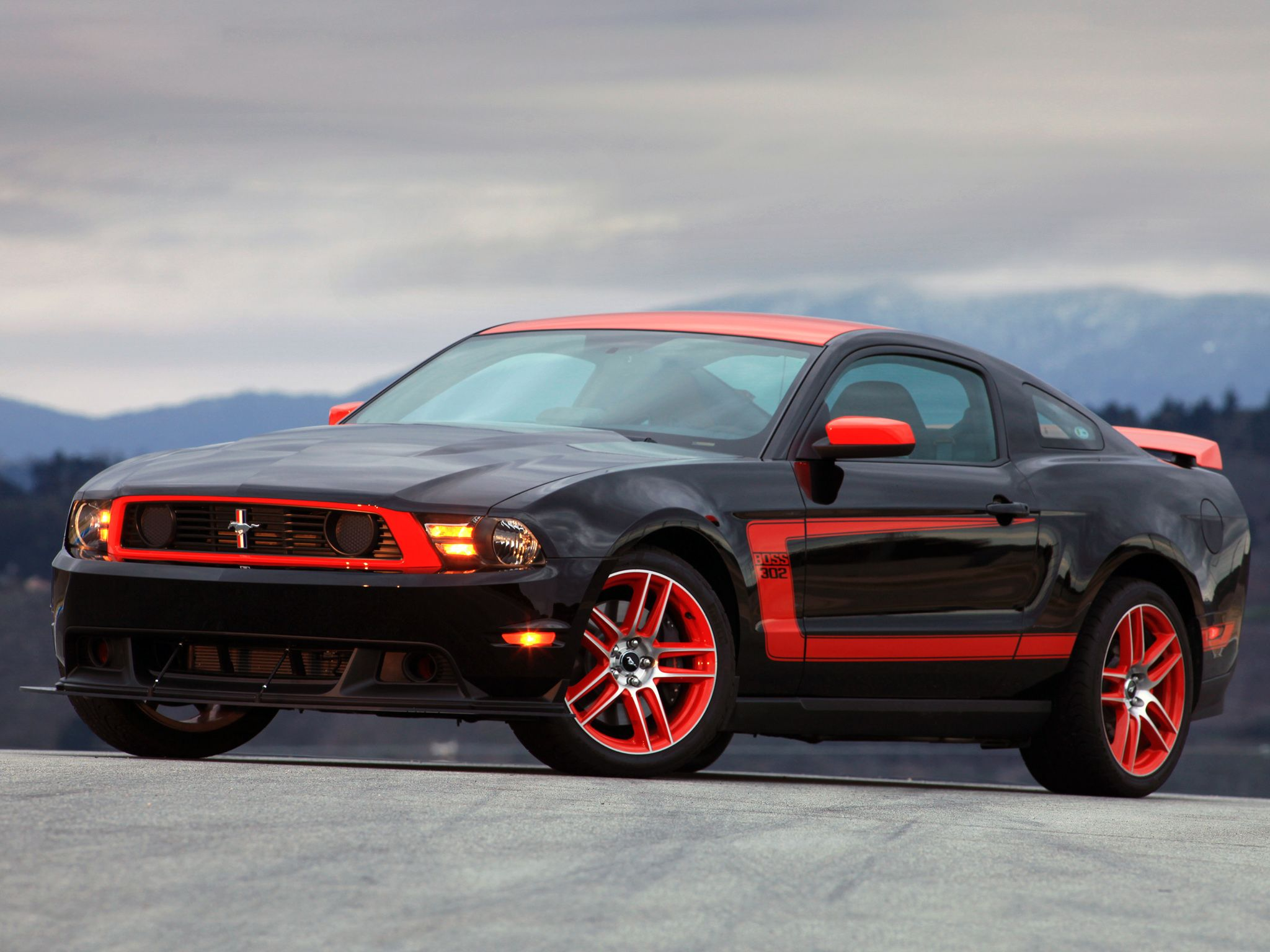 Ford Mustang Boss 302 Laguna Seca Motorcycles Cars And Other