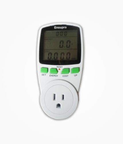 Ensupra Grid Tie Inverter Monitor Appliance Energy Monitor Save Electricity Displays Power Consumption Records Save Electricity Wind Generator Electric House