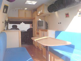 1998 Ldv 400 Convoy Diesel 2 Berth Campervan Motor Home Conversion 1998 Ldv 400 Convoy Diesel 2 Berth Campervan Campervan Interior Van Interior Campervan