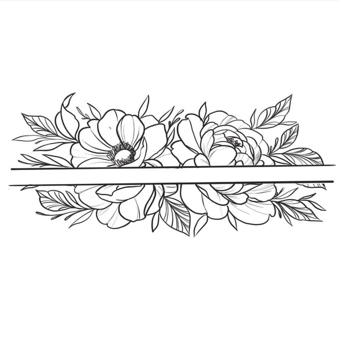 Wrap Around Flower And Band Armbandtattoo Tattoodesigns Tats Tat Tattoo Inkedgirls In 2020 Band Tattoo Designs Arm Band Tattoo Wrap Around Wrist Tattoos