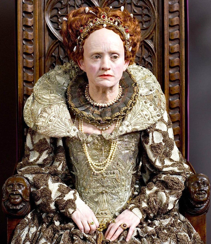 The virgin queen anne marie duff