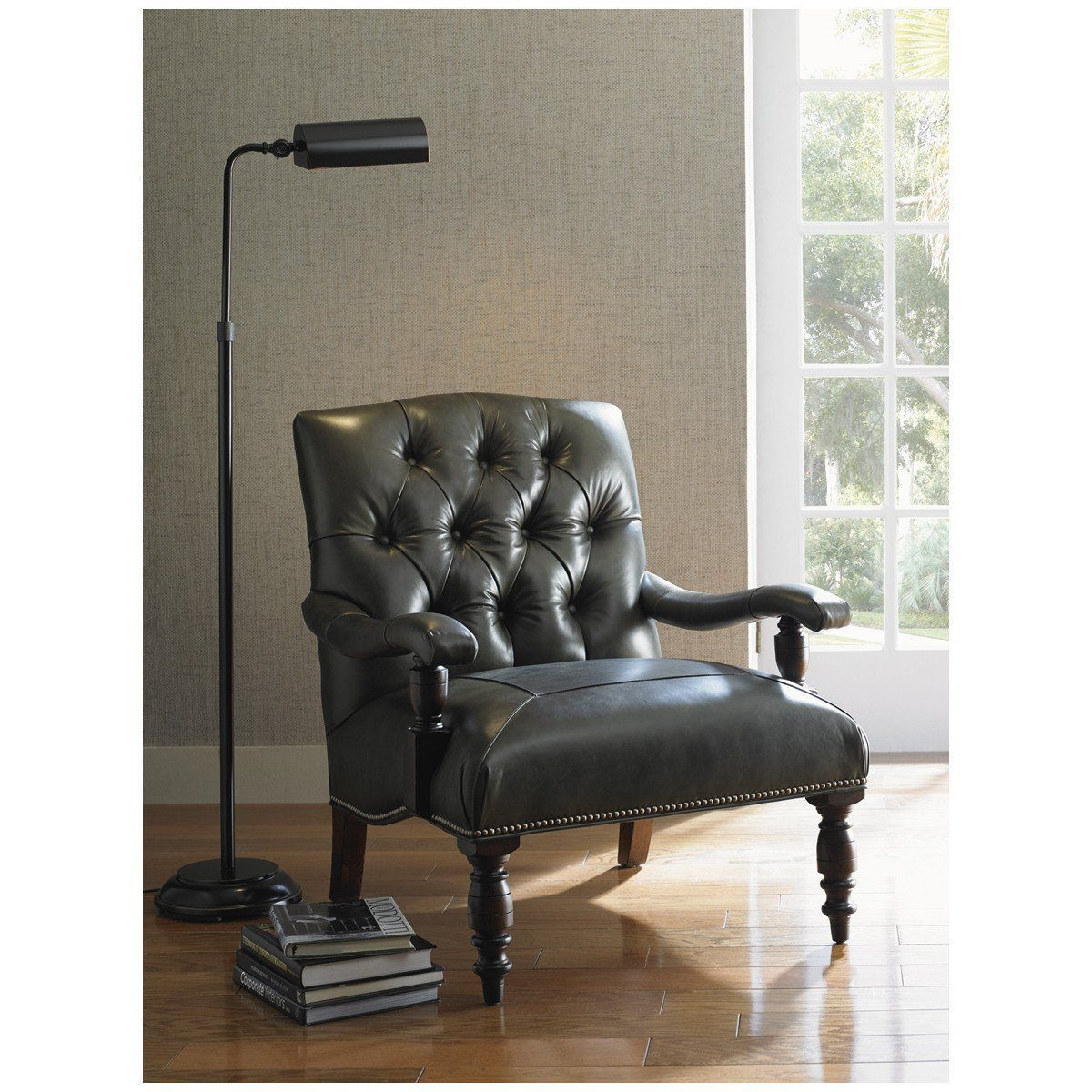 Lexington Leather Wilshire Leather Chair Leather chair