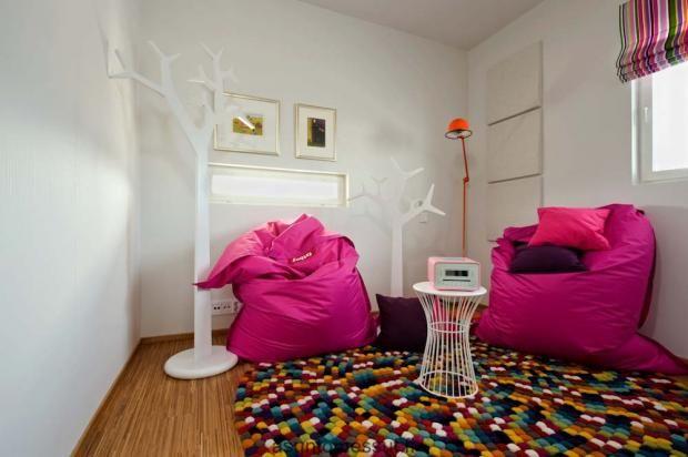Italia-talo - lastenhuone | Asuntomessut