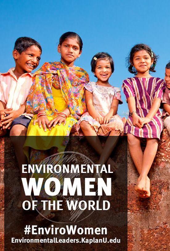 Environmental Women of the World Kaplan Unviversity